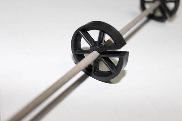 Фиксатор для арматуры колесо 5х15 Фото 8
